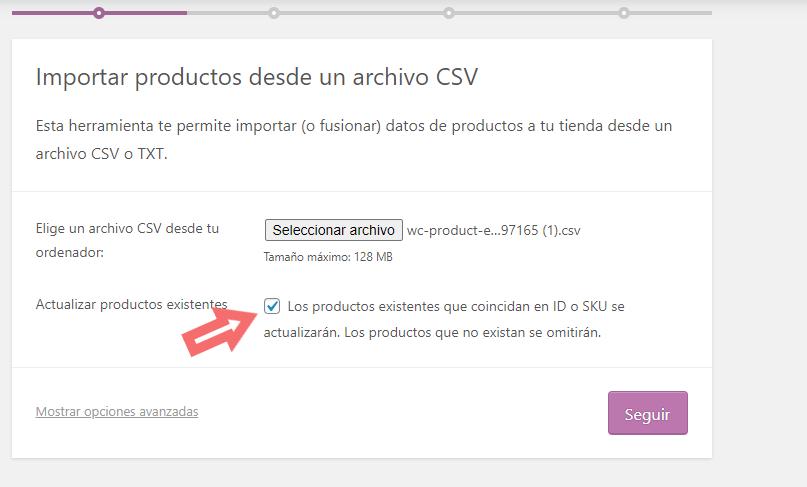 checbox-marcado-para-solo-actualizar